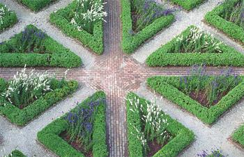 The Geometric Garden: Landscaping for Symmetry