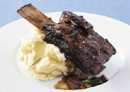 Post image for Short Ribs & Wine