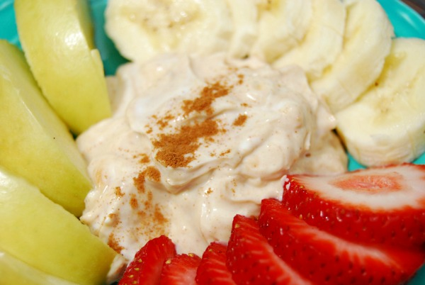 Healthy Fruit Dip