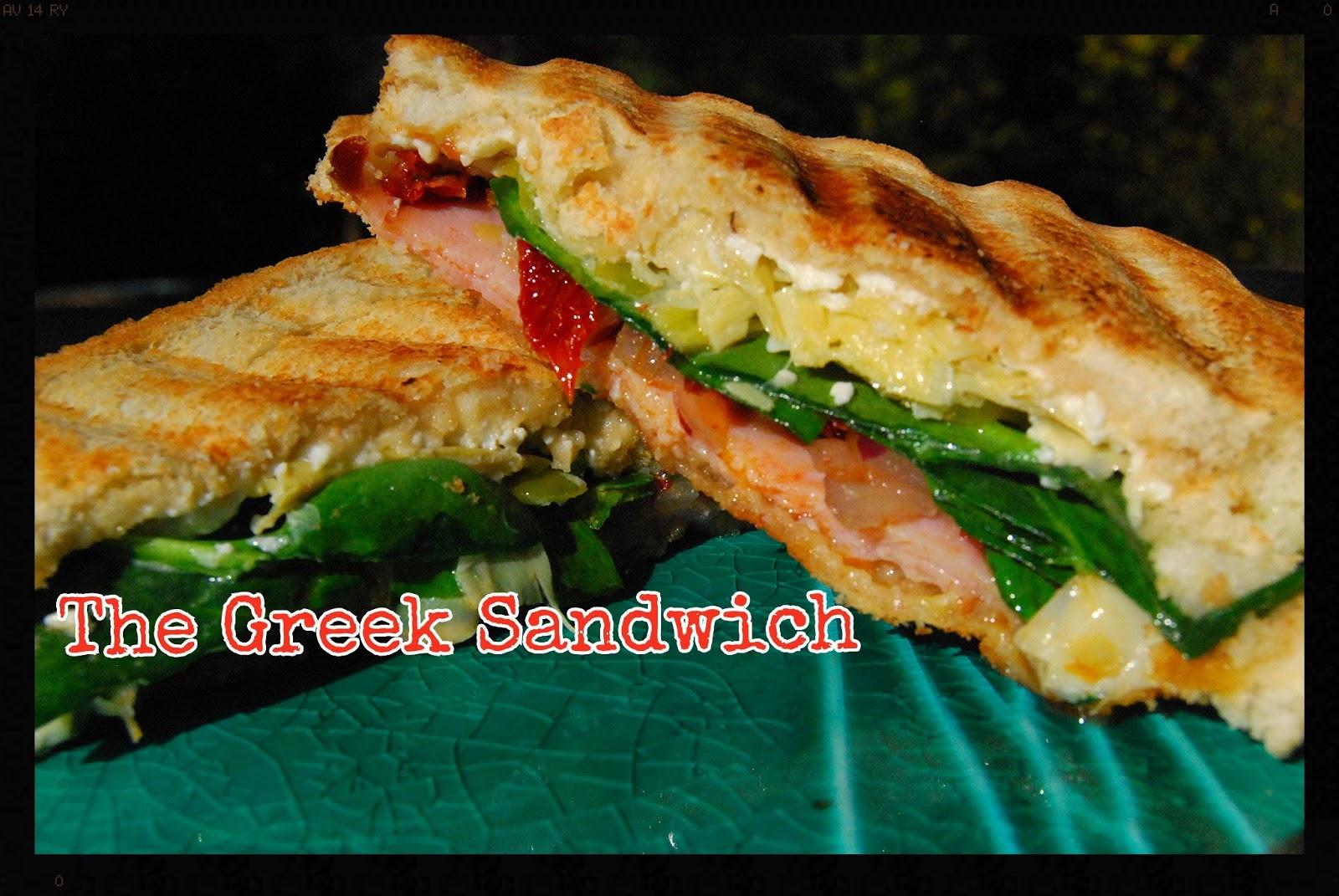 The Greek Sandwich
