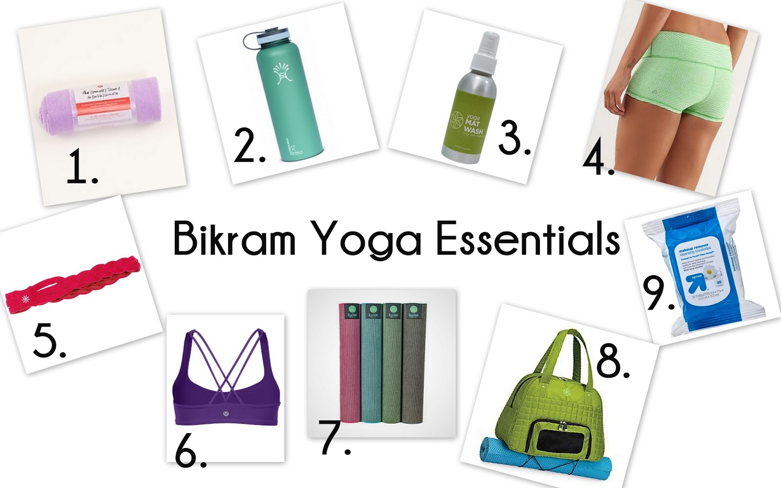 Bikram Yoga Essentials