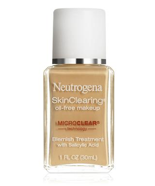 neutrogena skin clearing