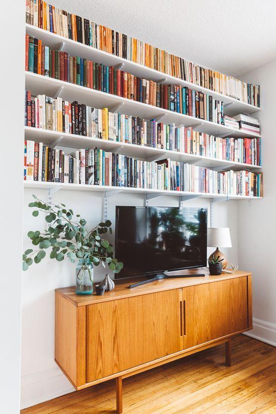 20+ DIY Bookshelf Ideas For Every Space, Style And Budget -   16 diy Bookshelf ideas