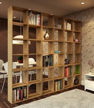 18+ Brilliant Temporary Room Divider Bookshelves Ideas - Today Pin -   14 planting Room bookshelves ideas