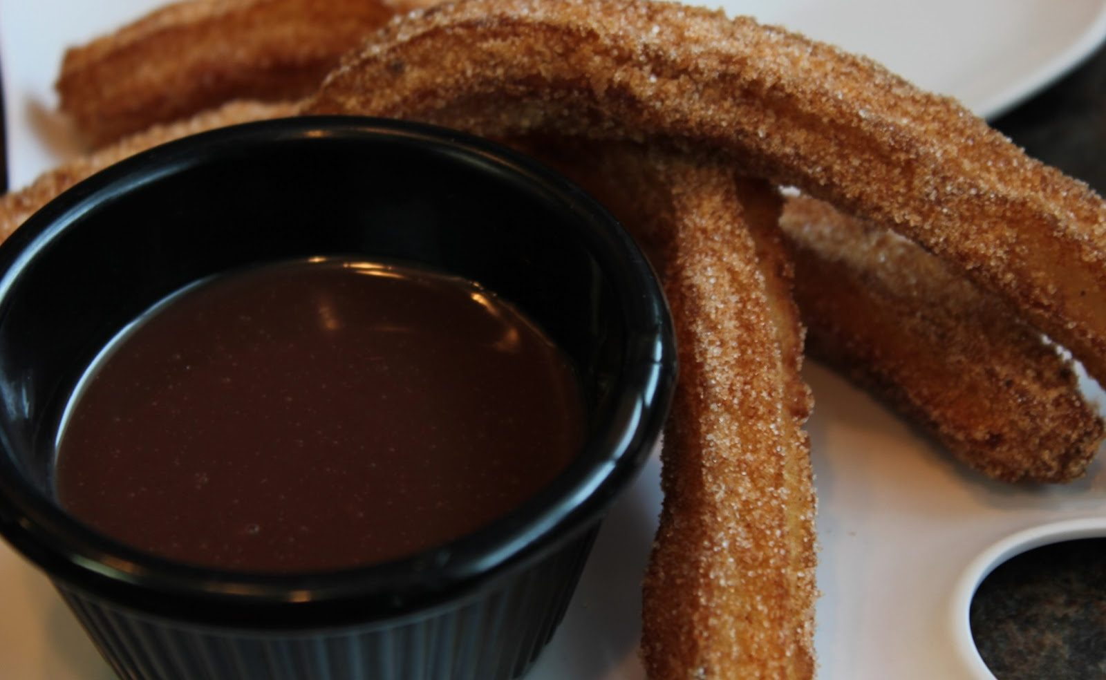 Disney Churros and Chocolate Dipping Sauce Recipe