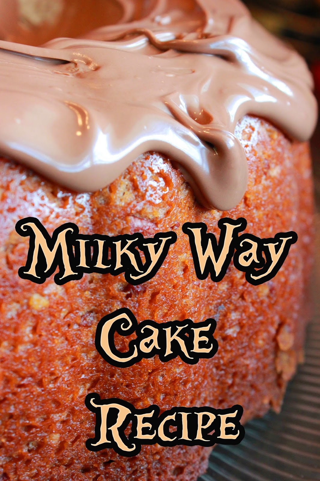 Milky Way Cake Recipe from Beaches & Cream (Disney's Beach Club Resort)