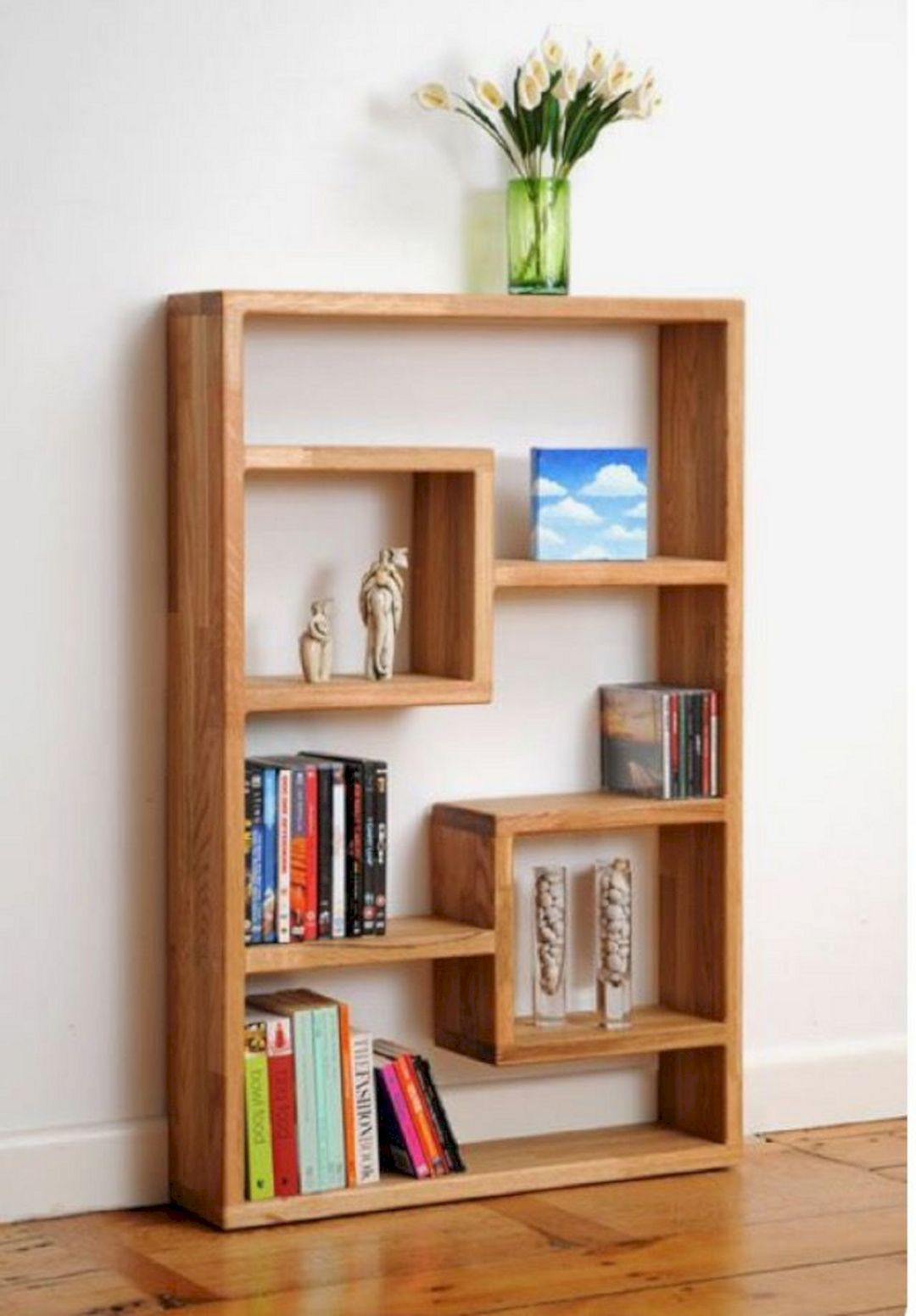 10+ Awesome DIY Bookshelf Design Ideas Anyone Can Do Itself -   16 diy Bookshelf ideas