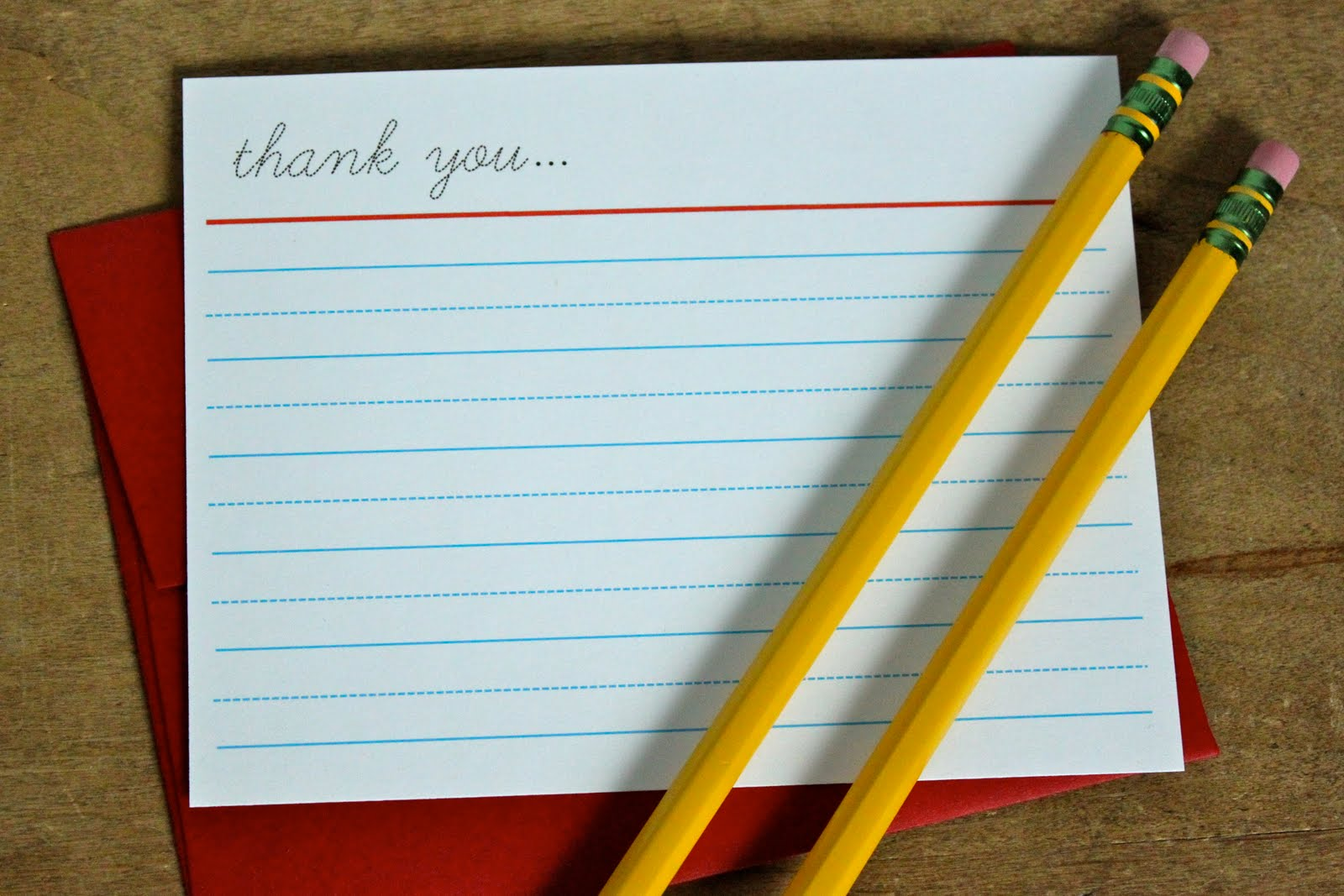 Thank You Card Download.