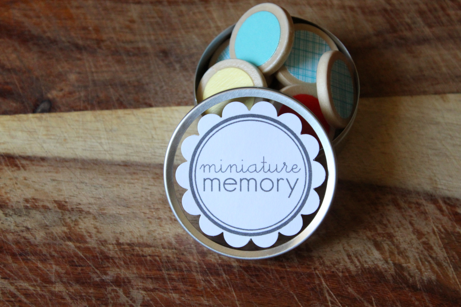 Miniature Memory Game Tutorial