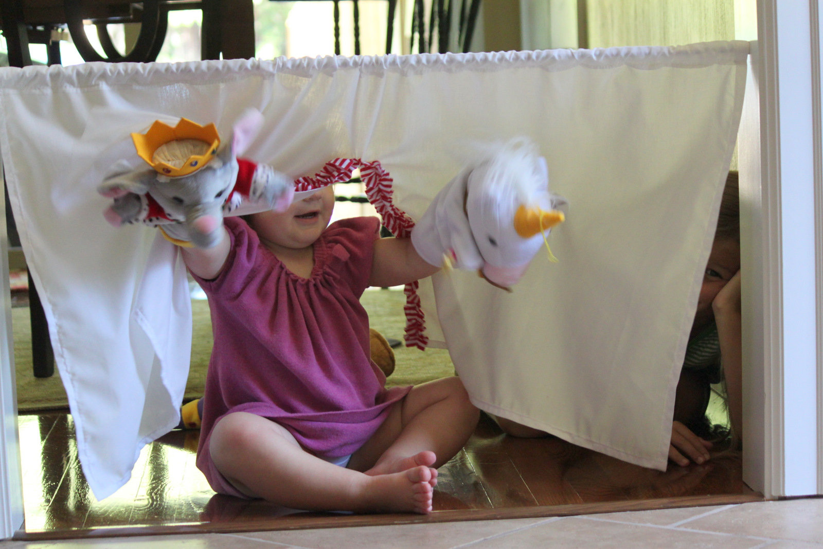 Puppet Theater Tutorial