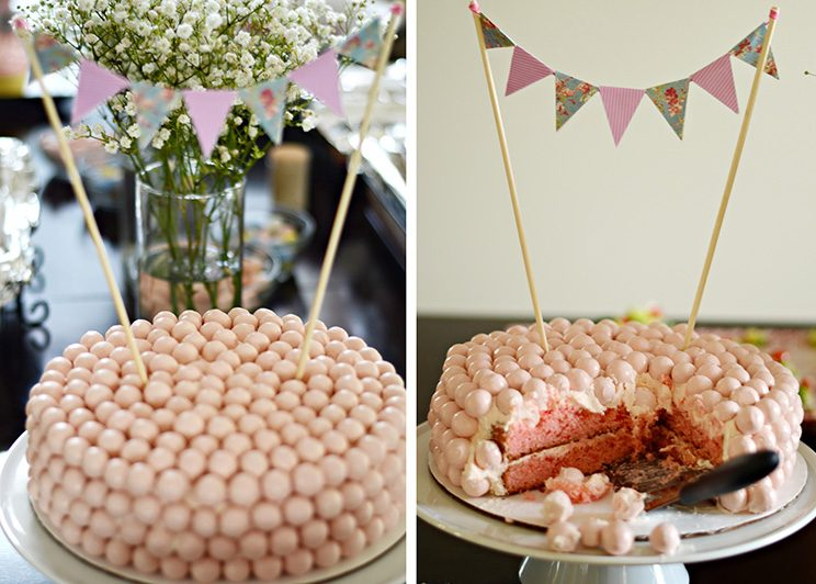 Pink Whopper Cake