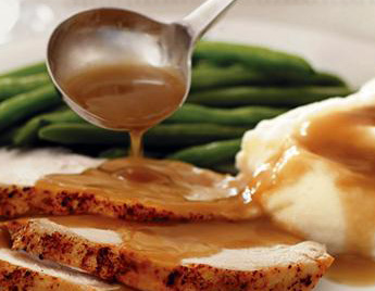 Liberty Tree Tavern: Turkey Gravy Recipe