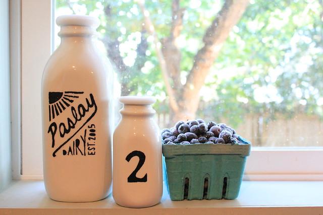 DIY- Old Fashioned Milk Jug