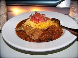 Sci-Fi Dine-In Theater: 7-Bean Beef Chili Recipe