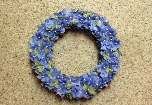 Tutorial: spring wreath
