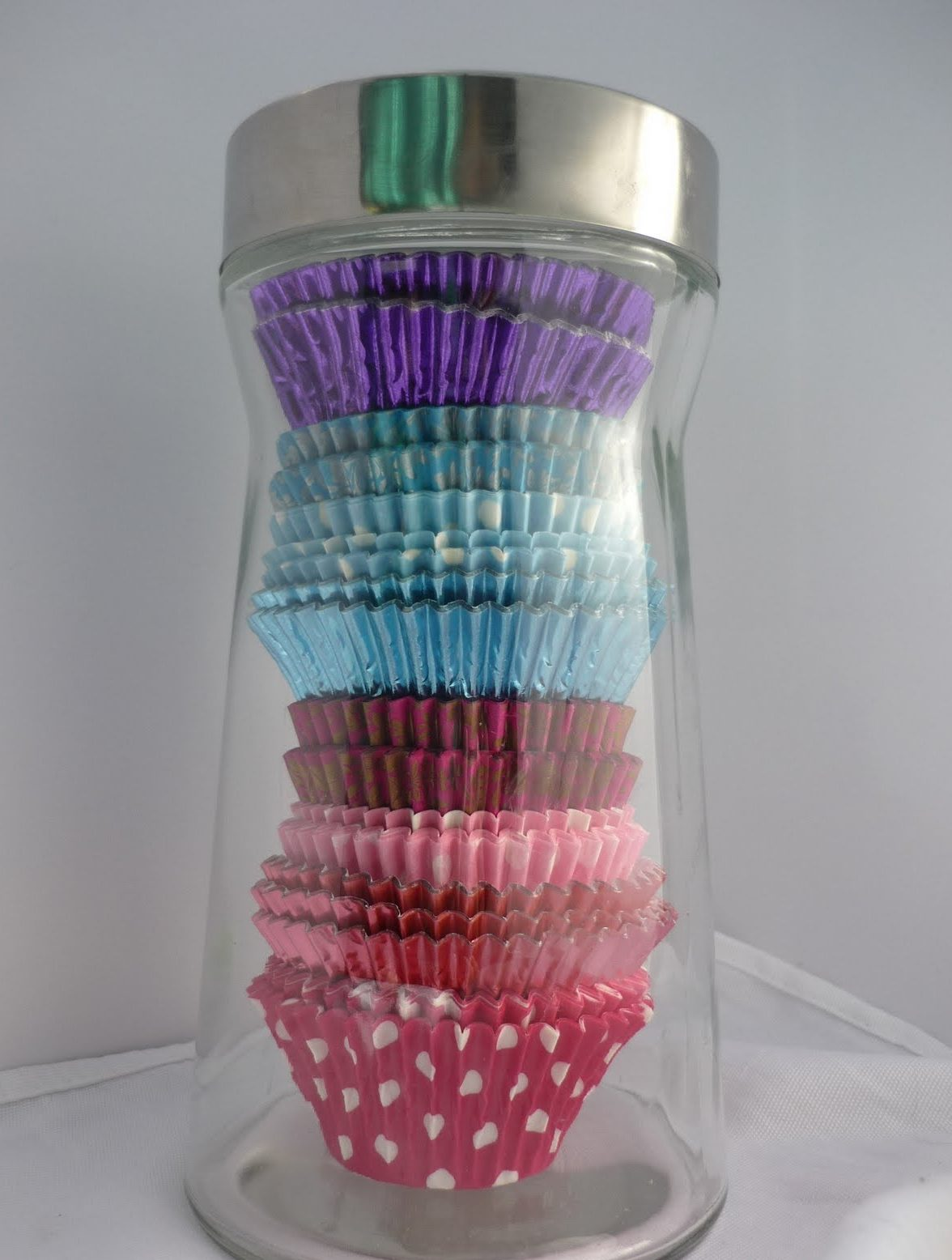 Cup Cake Jar – Great Idea
