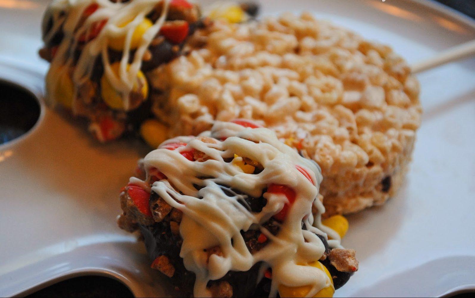 Goofy's Candy Company: Mickey Rice Krispies Treats Recipe