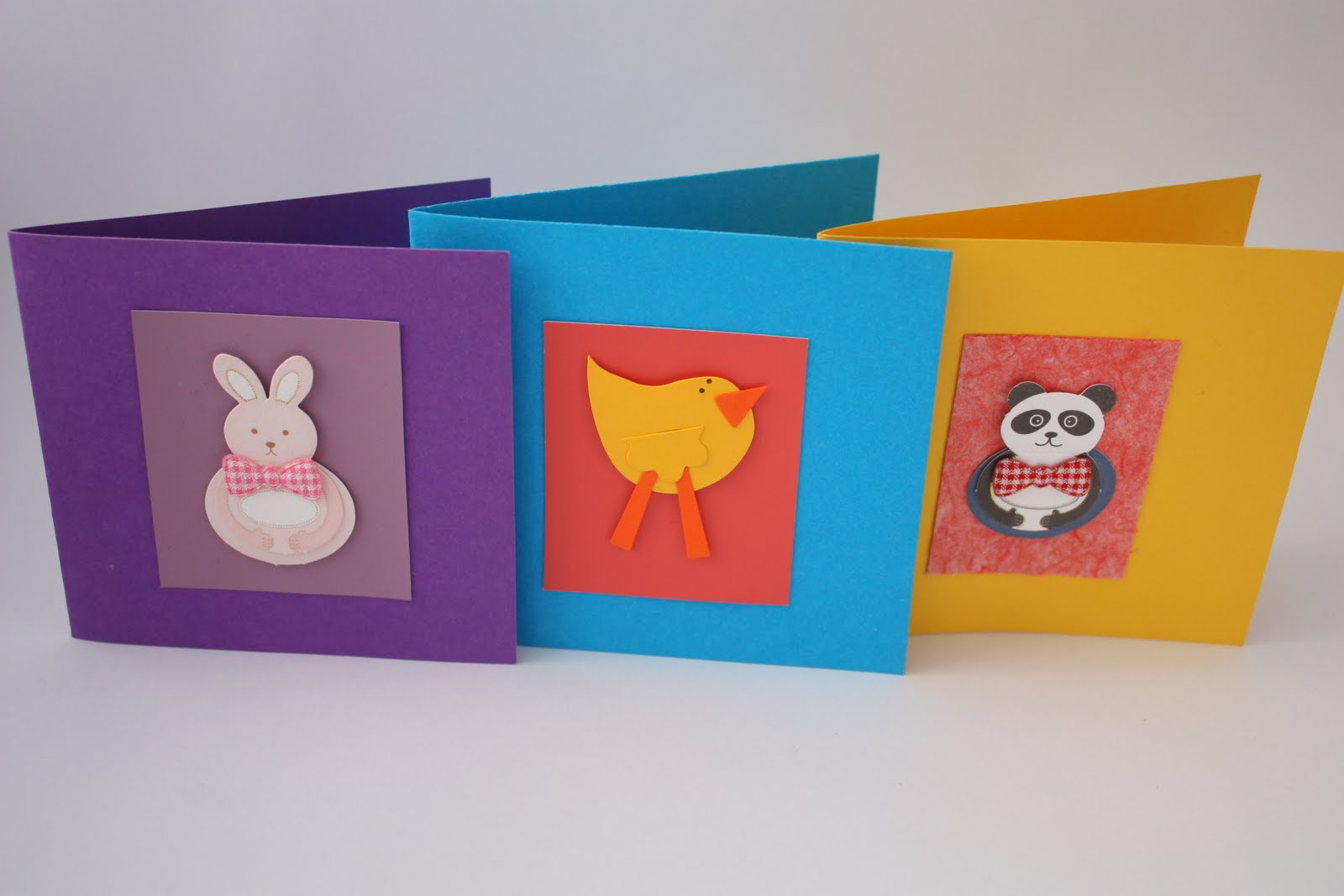 Home Made Gift Cards
