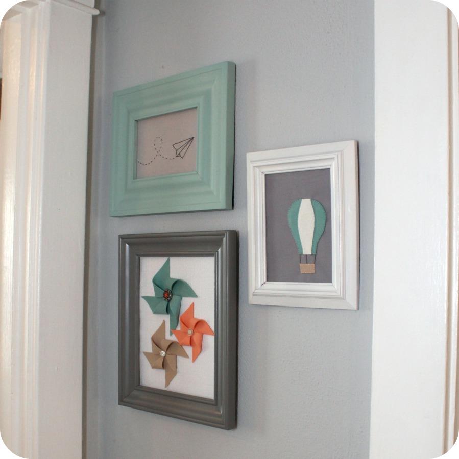 wall art: light & airy (part 1)