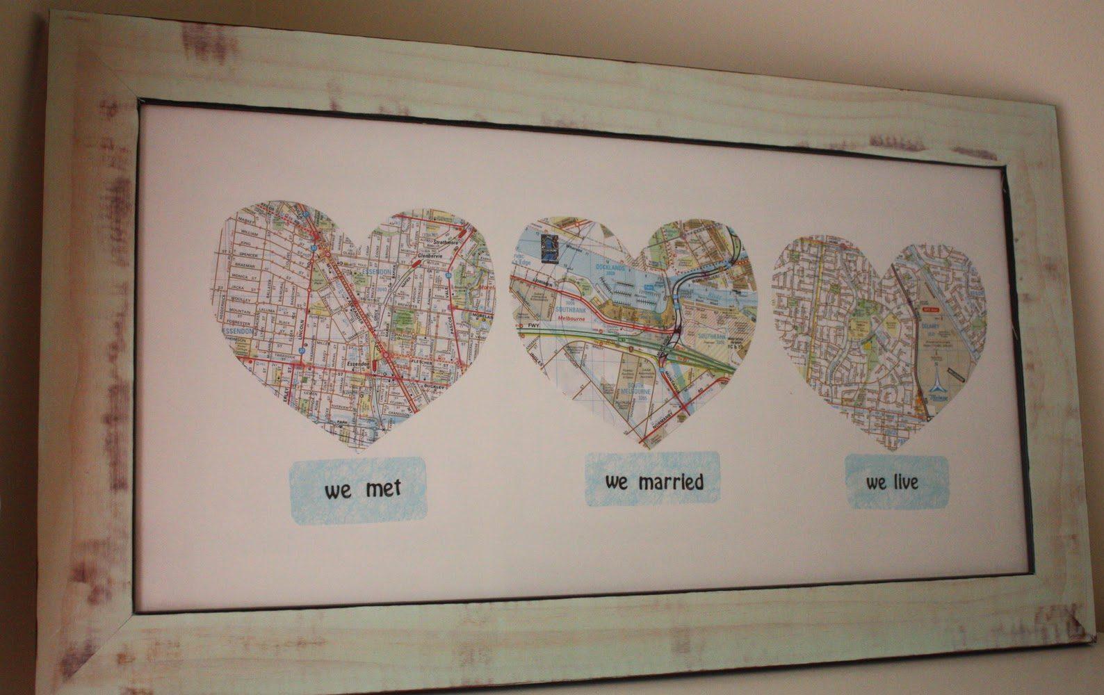 Love Map – A Tutorial