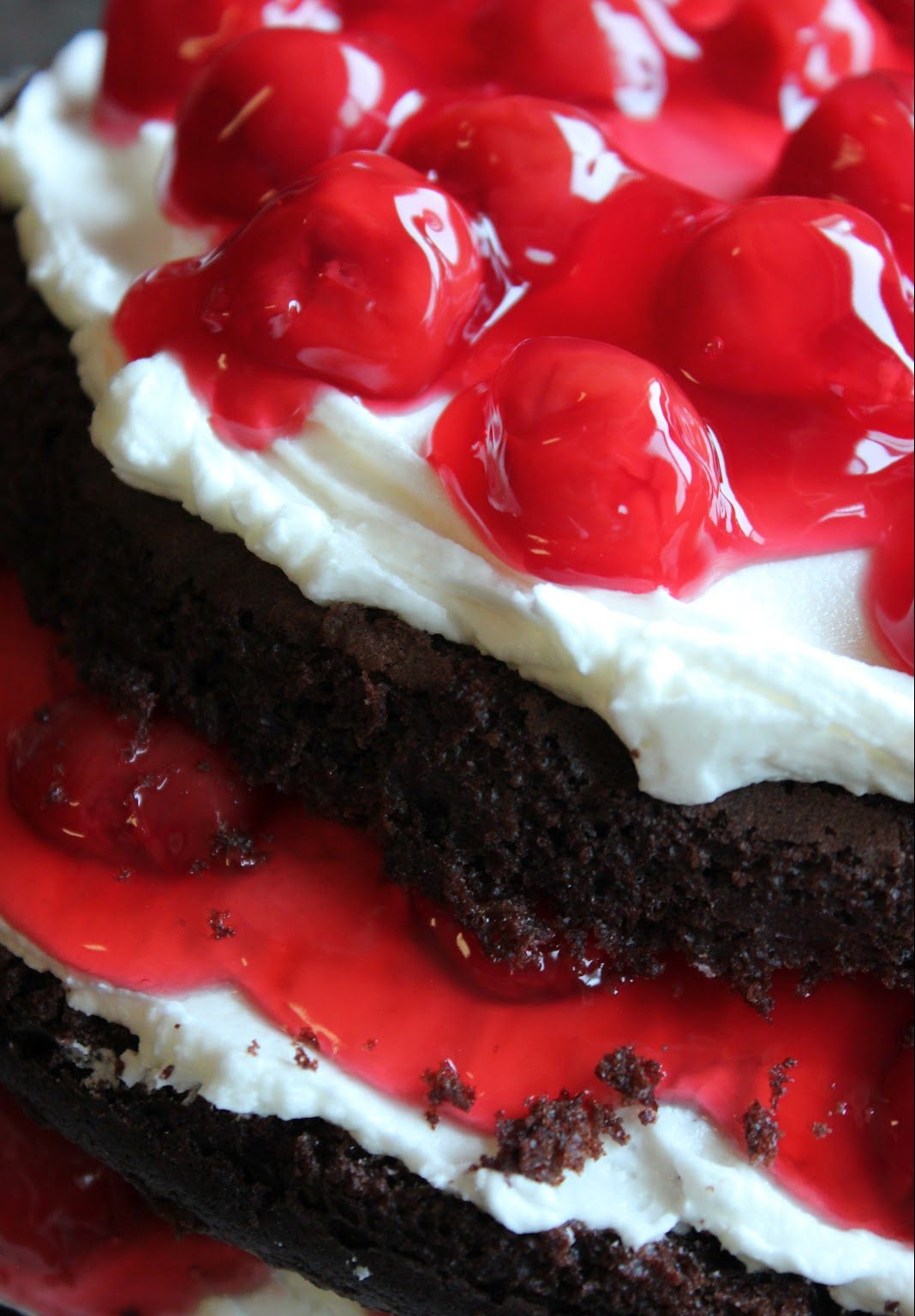 Biergarten: Black Forest Cake Recipe
