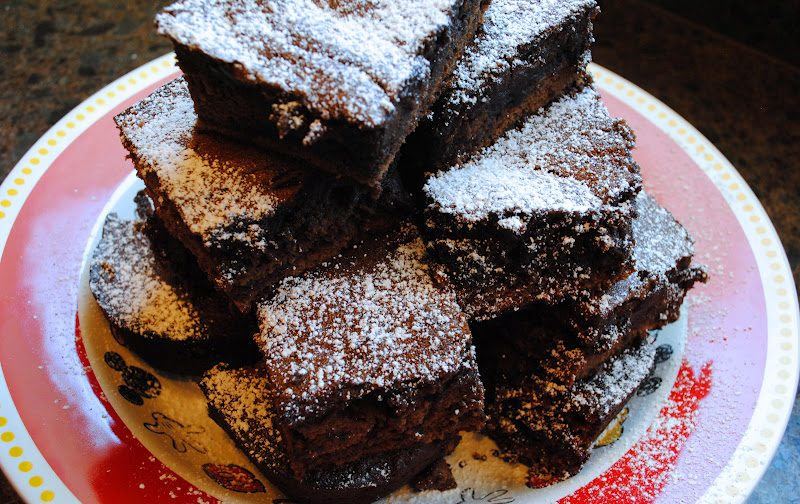 Boardwalk Bakery: Brownies