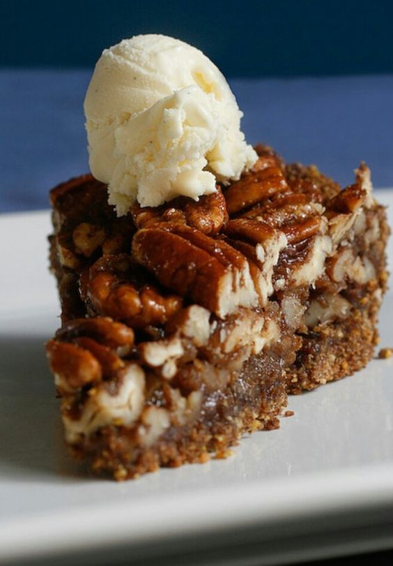 Le Cellier: Maple Syrup (Pecan) Pie Recipe