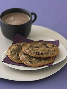 Ghirardelli Soda Fountain & Chocolate Shop: Ultimate Chocolate Chip Cookies Recipe