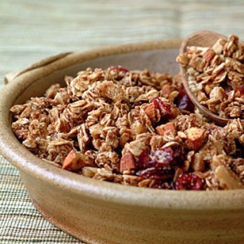 Honey Granola Crunch Recipe