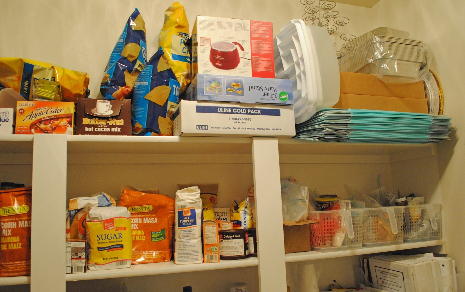 The Disney Diner's Pantry Makeover