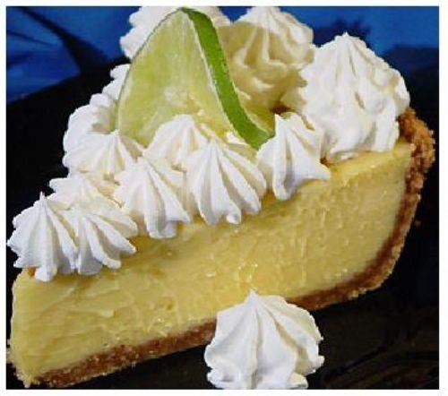Port Orleans Riverside Resort: Key Lime Pie Recipe