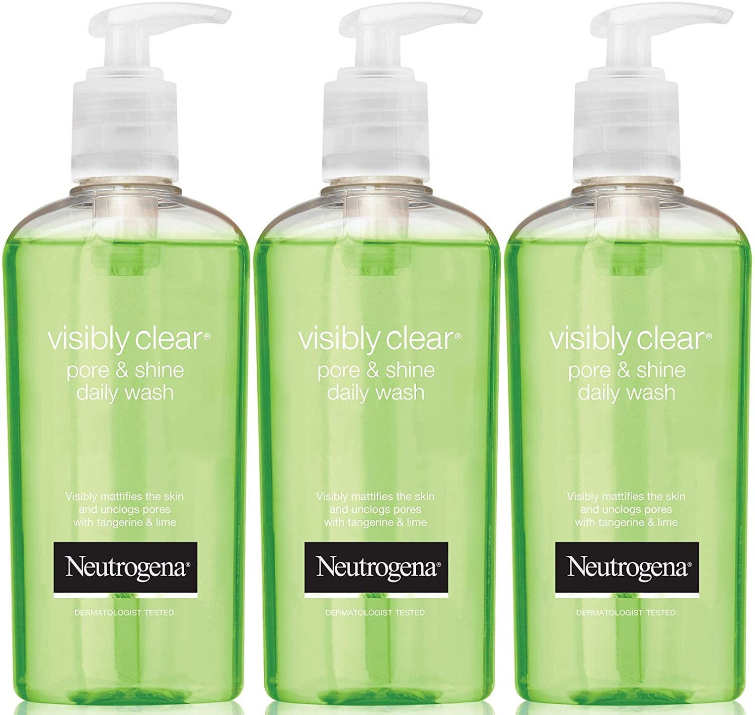 Neutrogena Visibly Clear Pore and Shine Daily Wash