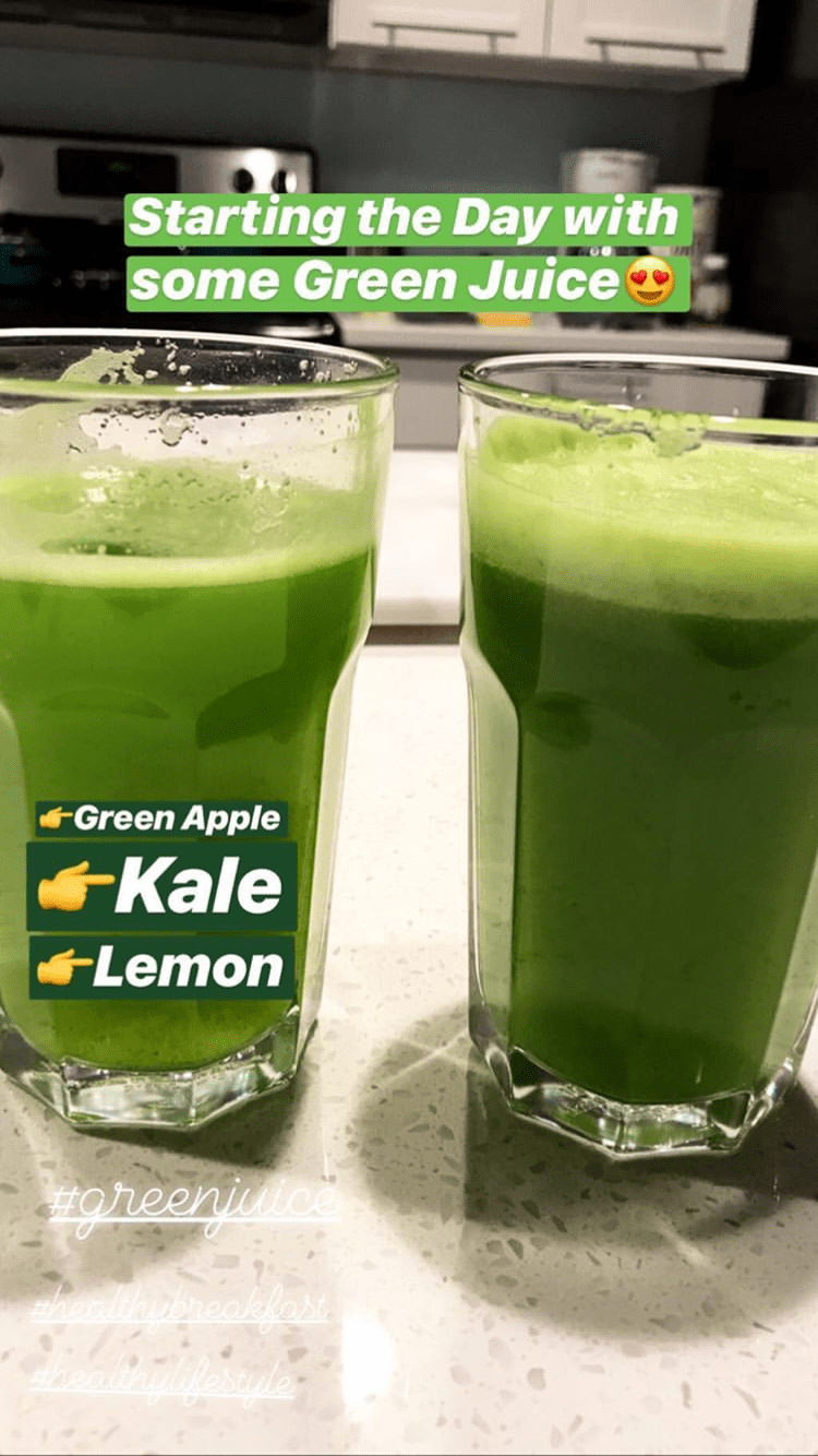 Awesome Healthy Smoothie recipes from instagram