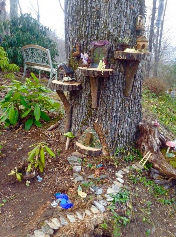 Beautiful And Easy Fairy Garden Ideas For Kids