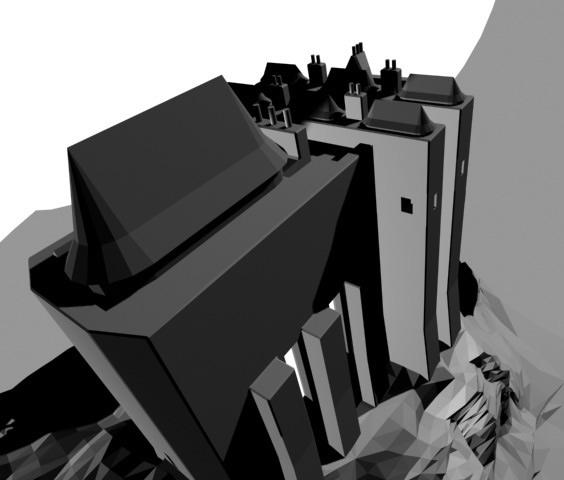 The making of Ragemoor by Richard Corben