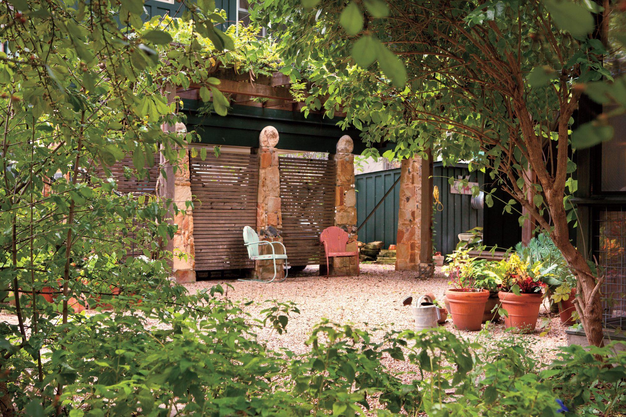 Ramada Room -   19 Awesome Courtyards Ideas