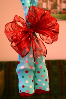Christmas Sock Exchange -   Super Cute DIY Christmas Projects