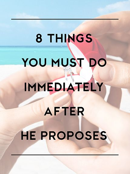 You're engaged! Now what?!